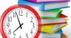 Orario delle lezioni dal 12 ottobre 2020
