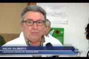 L'Ascione su ITALIA 1 con il suo igienizzante