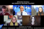 La presentazione del nostro Liceo Scientifico sportivo a Sicilia Sera